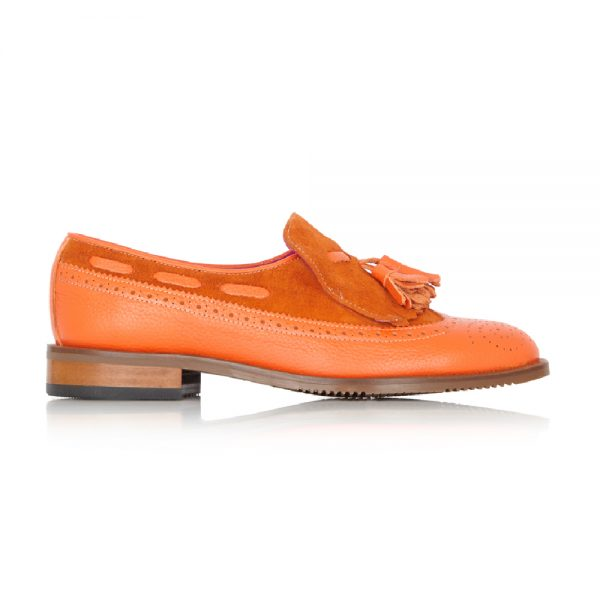 eleanor-orange-loafer-igs